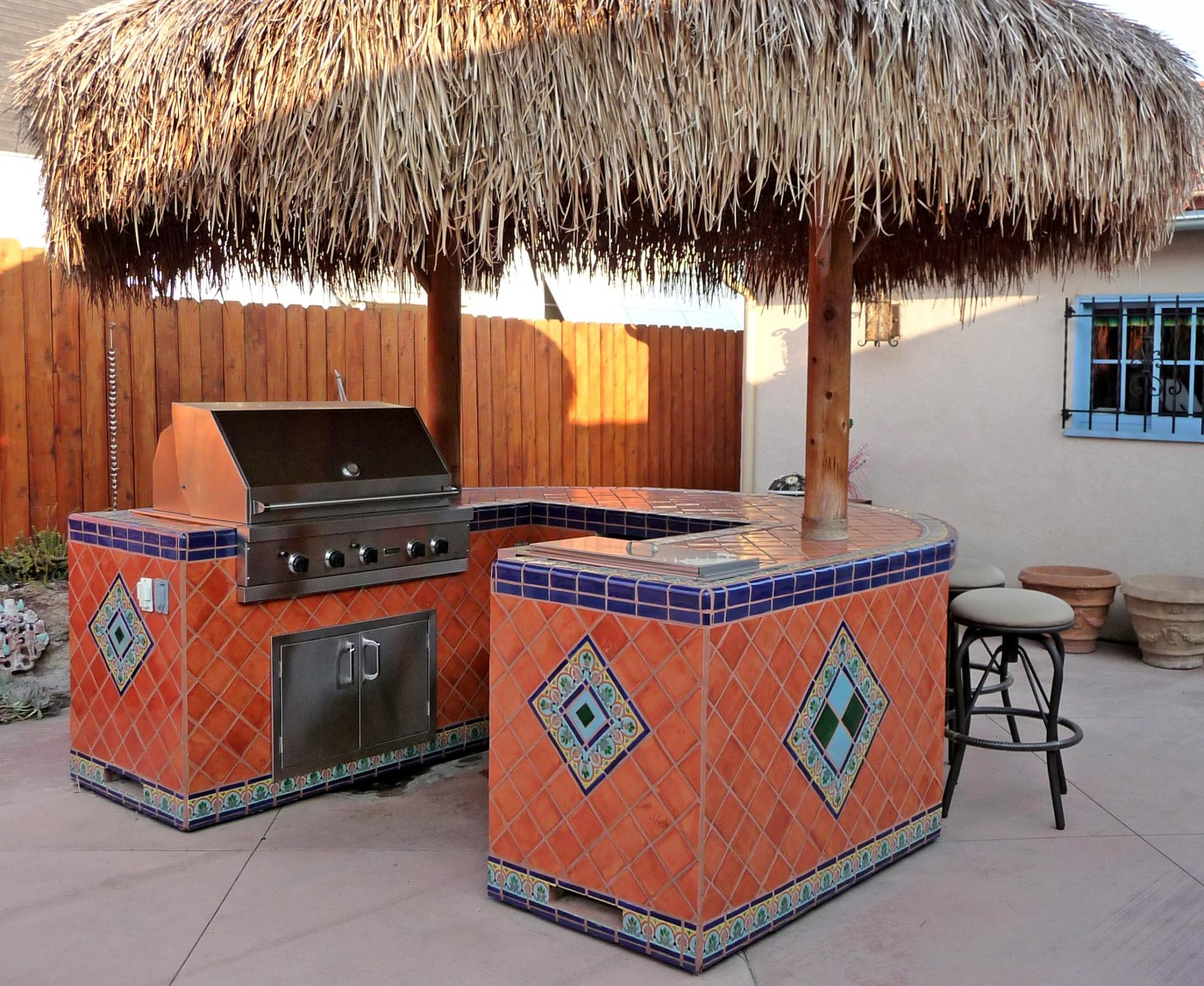 mexican tiles for houston houses and patio